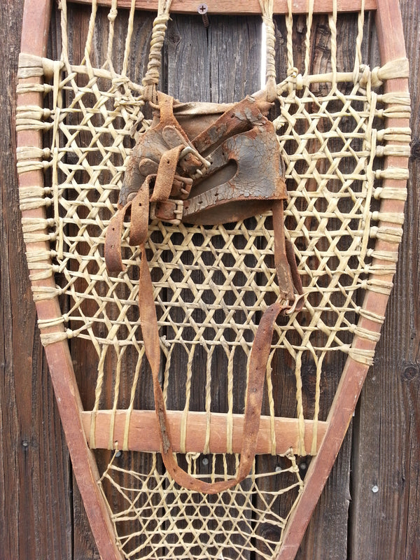 Native American Indian Snowshoes