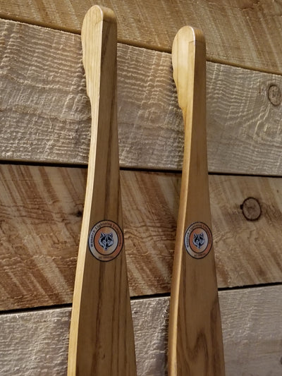 Wooden Skis - Wasatch Lightning Longboard Skis