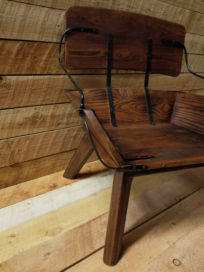 Buckboard - Single Chair