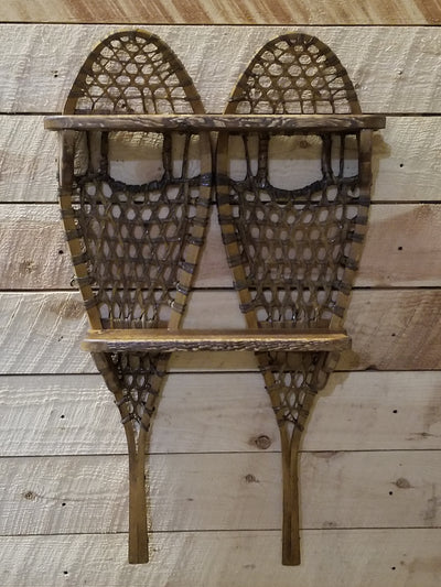 Double Snowshoe Shelf