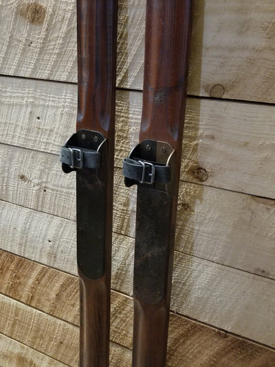 Wood Downhill Skis - New - Great for Decorating / Ski Projects
