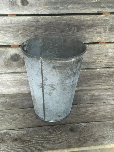 Vintage Maple Sap Can - Cooler