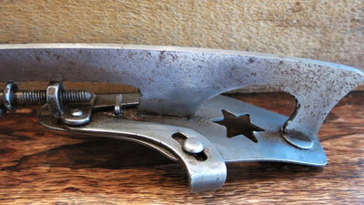 Vintage U.S. Club P. Lowentraut Antique Ice Skates