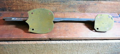 Antique J. Howarth No. 100 Sheffied Ice Skate