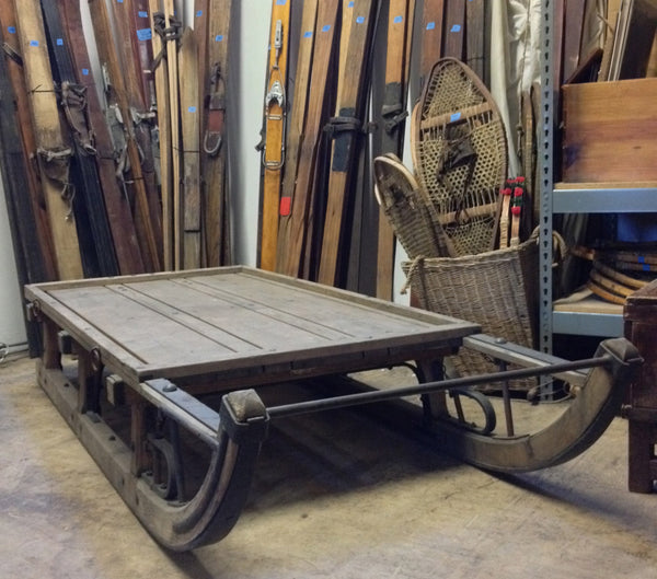 Swiss Army Hauling Sled