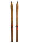 c. 1935-40 Antique Northland Wooden Maple Skis