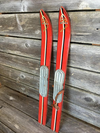 Children's SPEEDY Skis- Red