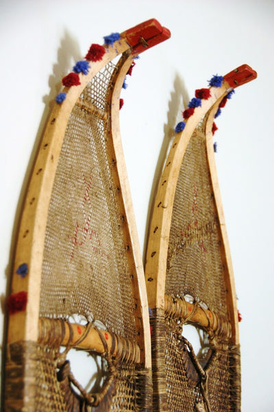 Museum Exhibit Rental 1 - Indigenous Snowshoe Collection