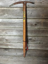 Vintage Wooden Ice Axe- Ralling
