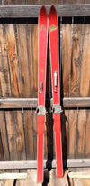 Vintage European Junior Skis, Voll-tsche