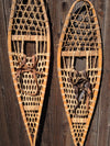 Pickerel Style Canadian Snowshoes