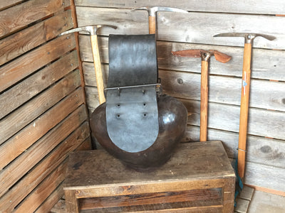 Antique Swiss Cowbell - Extra Large