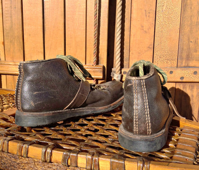 Blizzard Vintage Leather Downhill Ski Boots