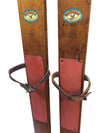 Vintage Northland Pointed Tip Skis