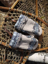 "Wool ""Vintage Sweater"" Mittens"