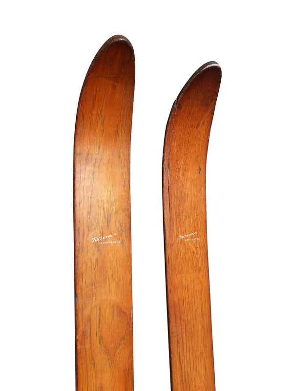 "Vintage Paris ""Tuckerman"" Skis"