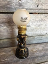 """There's One in Every Bar"" Kerosene Lamp- UNUSED"