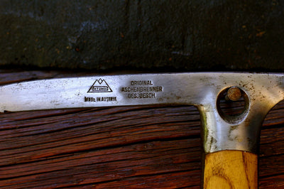 Antique Austrian Stubai Wooden Ice Axe