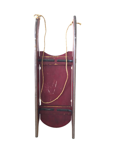 Children's Vintage Pull Sled