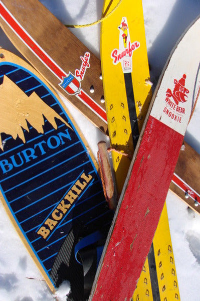Vintage Snowboard Collection VintageWinter