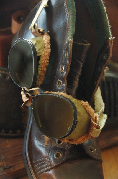 U.S. 10th Mountain Division Ski Goggles