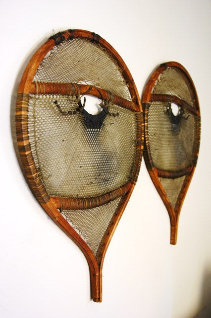 Eastern Subartic Indian Snowshoes
