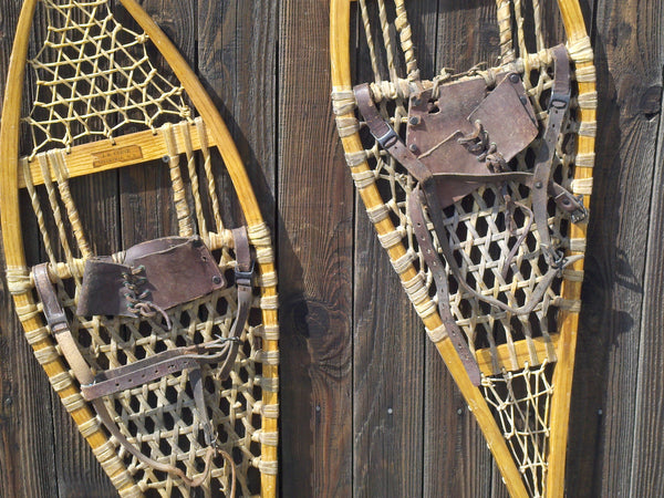 US Made Snowshoes - JR Cline