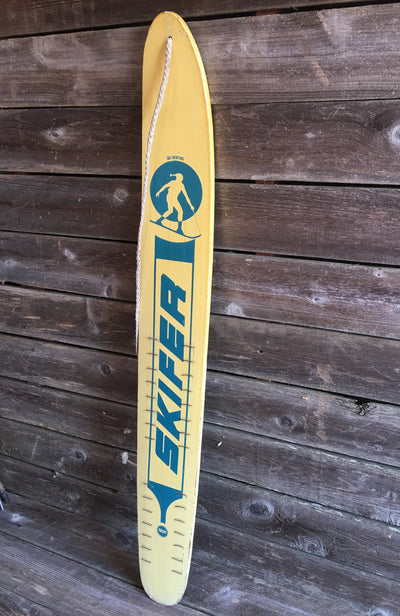 Vintage Skifer Snowboard by Nash