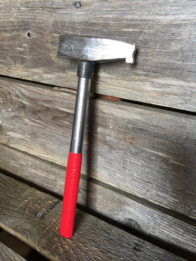 Vintage All Metal Rock Climbing Hammer