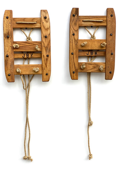 Vintage Swiss Military Snowshoes
