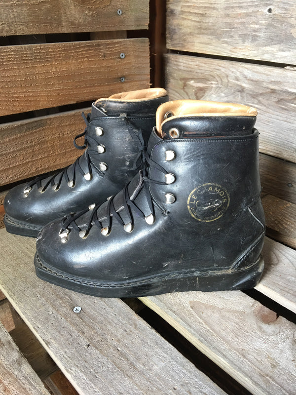 Vintage Mountaineering Boots by Le Chamois
