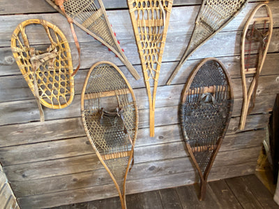 Antique Snowshoes Collection (Singles)