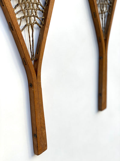 Antique Iver Johnson Sporting Goods Co. Snowshoes