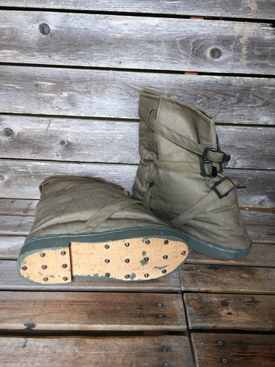"WWII  ""Over-boots"" (Never Used)"