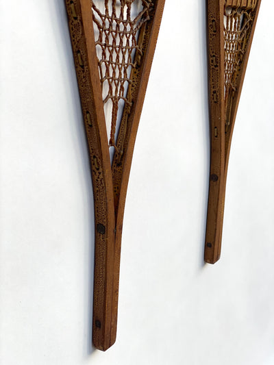 Vintage Abercrombie and Fitch Snowshoes