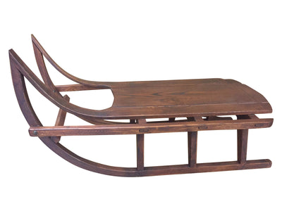 Replica Childrens 'Bentwood' Bellyflopper Sled