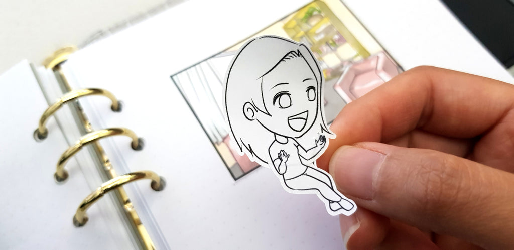 How To Make a Comic Without Drawing | Storytelling Stickers (Part 1)