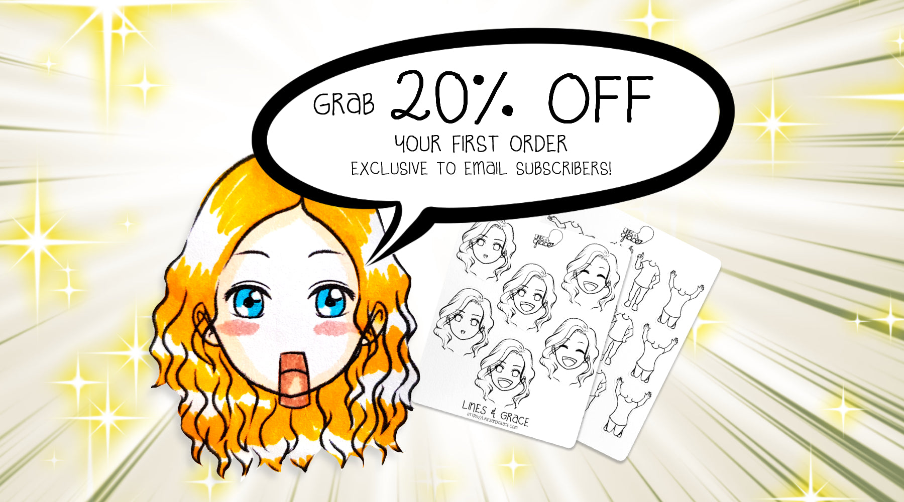 Join the Storytellers Club and get 20% off