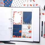 The Illustrated Life Story Journal Kit (Bullet Journal Edition) - 2019 December Printable
