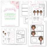 The Illustrated Life Story Journal Kit 2020 Printable
