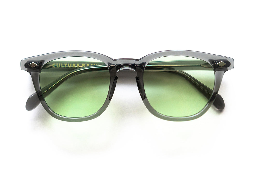 GI GLASSES【 M 】Green
