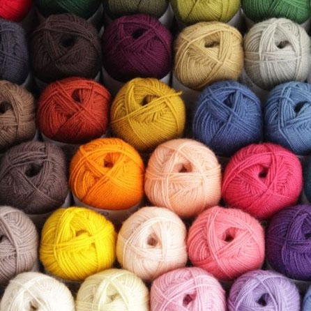 Ashford DK 8 ply - 40 colours available