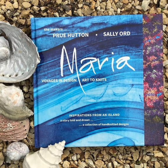 Maria By Pure Hutton and Sally Ord