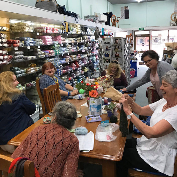 Tips and Techniques Forum at The Wool Shop