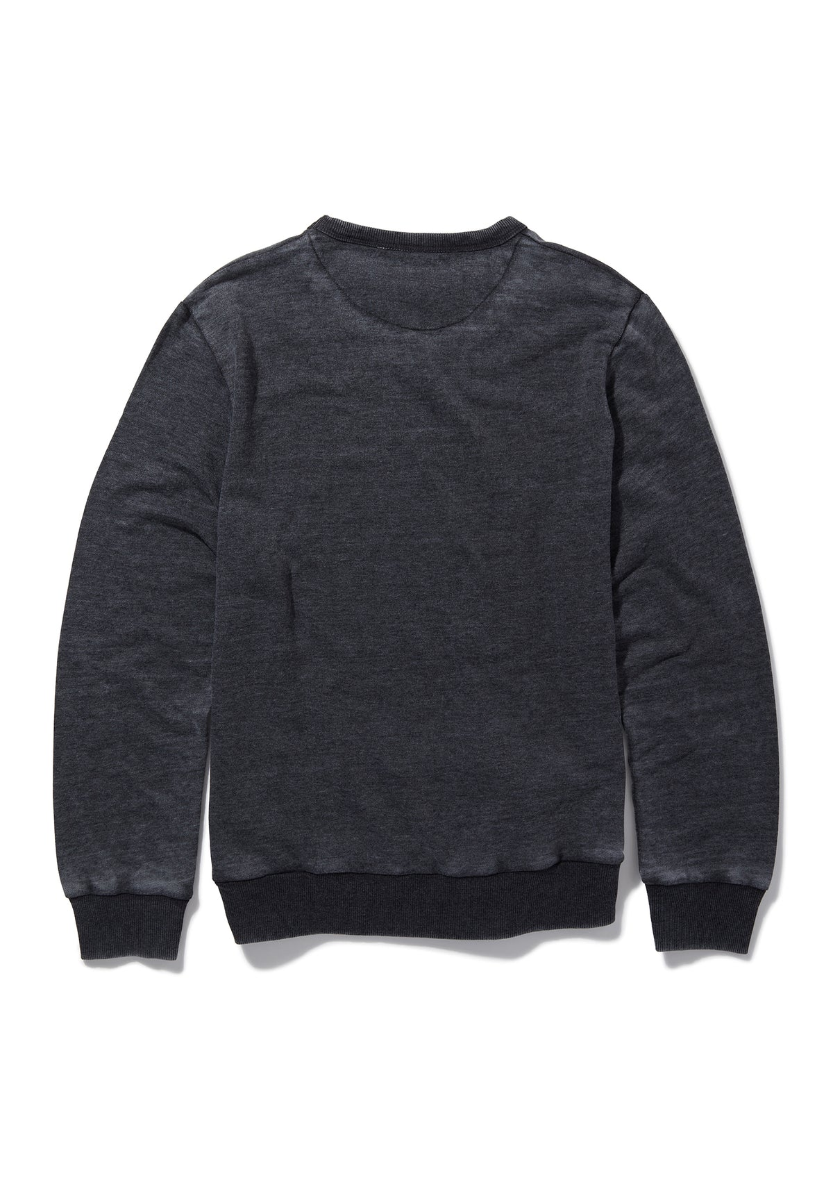 Recovered Garfield Pocket Place Charcoal  Sweatshirt