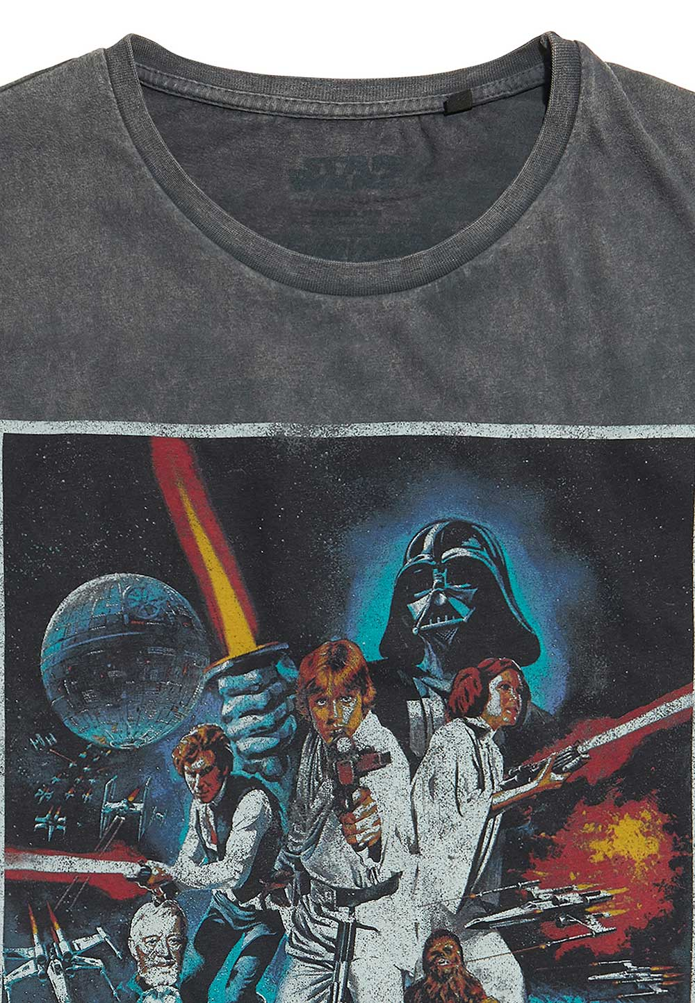 Officially Licensed Star Wars Classic Poster Women T-Shirt S-XXL Sizes