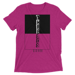 23Threads Tri-blend  Short Sleeve T-Shirt.