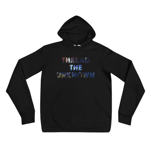 23Threads- Thread The Unknown Unisex hoodie