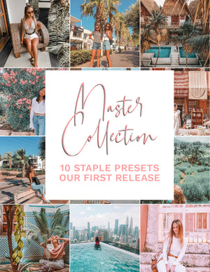 The Master Collections - 10 Presets [First Release]