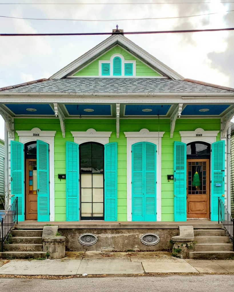 creole cottage new orleans